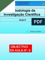 Aula-6_métodos Teóricos Da Investigação Científica-11setembro