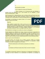 181367951 Sociologie de l Education Docx