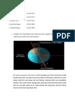 Kelompok 2 Fisika Bumi