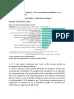 Chapitre 6. Term Élève 2021 Quelle Est l'Action de l'École Sur Les Destins Individuels Et Sur l'Évolution de La Société