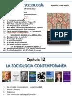 SOCIOLOGIA Contemporanea