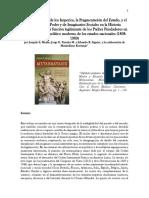 J. Meabe Et Al Sobre El Colapso de Los Imperios