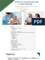 Ufcd8853Prestação de Cuidados Humanos Básicos - Higiene e Apresentação Pessoal