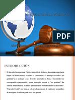 Tarea 1 de Derecho Internacional Publico y Privado......