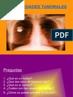 Enfermedades tumorales