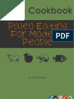 Paleo Cookbook (2010) Paleo Eating for Modern People