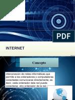Exposicion Internet-
