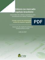 Air Investidores No Mercado de Capitais Brasileiro 2021-07-19