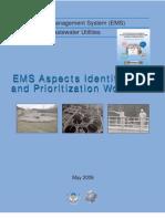 EMS Aspect impact work book
