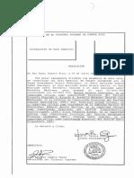 Resolución y Voto Particular Disidente, CC-21-459 Cons. CC-21-473