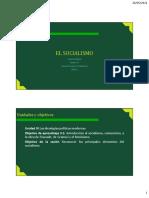 Sesión 15 El Socialismo (1)