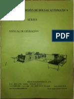 Manual cortadora (ES)