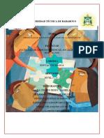 Desigualdad Educativa Calidad de La Educación - Trabajo Grupal