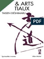 ZEN & ARTS MARTIAUX TAISEN DESHIMARU