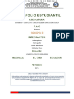 PORTAFOLIO ESTUDIANTIL SISTEMAS Convertido Fusionado Fusionado Fusionado
