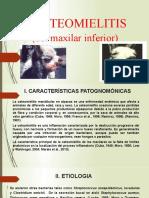 OSTEOMILITIS