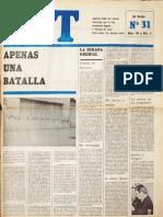 CGT de los Argentinos Nº 31
