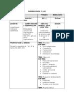 P2.- ANEXO FRPCD001 Formato planeacion de clase docente
