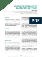 Protocolo diagnóstico terapéutico del síndrome de Turner