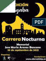 Carrera Nocturna 2021