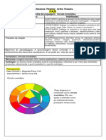 Plano de aula 3° Ano A,B 2021 ABRIL