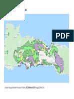 Peta Kawasan Hutan Provinsi Gorontalo
