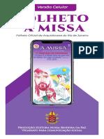 A Missa - Ano B - nº 19 - 1º Domingo da Quaresma_CELULAR - 21.02.21