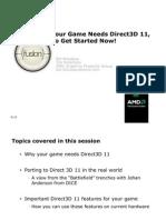 yourgameneedsdirect3d11sogetstartednow-090410102049-phpapp01