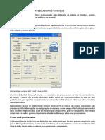 Processadores - Continuação 1