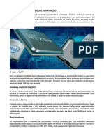 Processadores - Introdução