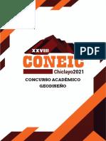 Bases Concurso Académico GEODISEÑO