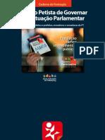 Caderno O Modo Petista de Governar e de Atuacao Parlamentar
