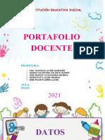 2  PORTAFOLIO 2021