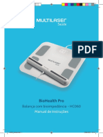 Manual Balança Multilaser HC60