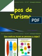 32-1 - tipos de turismo em Portugal