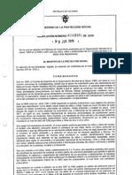 RESOLUCION 2121/ 2010 PATRONES CRECIMIENTO