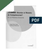 Libro - Cmo abordar el modelo de Competencias