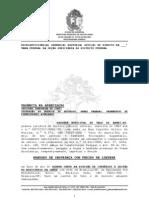 MANDADO DE SEGURANÇA - RETIRADA DO NOME DE PREFEITURA DO SIAFI POR INCLUSÃO INDEVIDA