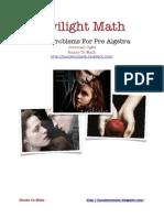 Vampire Math pdf