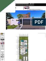 Plan Complet JEFF Pour Le Permis de Construire