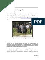 Initiation à La Prospection Aut2019