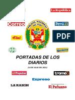 Portada Diarios14JUL2021
