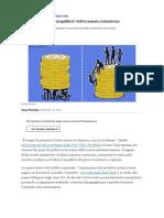 Joe Biden e il _grande riequilibrio_ dell'economia statunitense _ Financial Times
