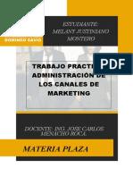PLAZA CANALES DE MARKETING 1