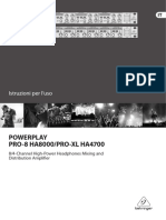 Powerplay Pro-Xl HA4700