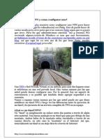 Que es un túnel VPN y como configurar uno