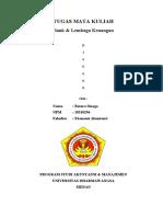 MAKALAH Bank & Lembaga Keuangan