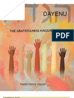 Dayenu - The Gratefulness Haggadah