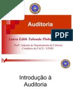 Auditoria Unidade 1