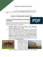Arqueología Del Mundo Mediterráneo (Clases) (Recuperado Automáticamente)